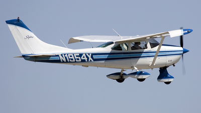 A picture of N1954X - Cessna 182H Skylane - [18256054] - © Jeremy D. Dando