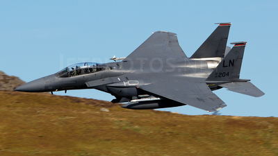 96-0204 - McDonnell Douglas F-15E Strike Eagle - United States - US Air Force (USAF)