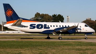 LV-BTP - Saab 340A - Sol Líneas Aéreas