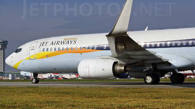 VT-JGH - Boeing 737-83N - Jet Airways Konnect