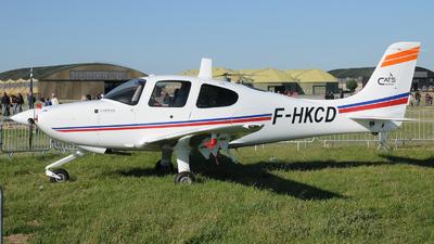 A picture of FHKCD - Cirrus SR20 - [2186] - © Romain Salerno / Aeronantes Spotters
