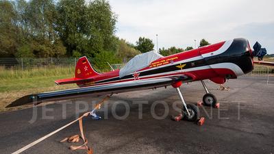 D-EJGS - Yakovlev Yak-50 - Fliegerrevue Airshow Team