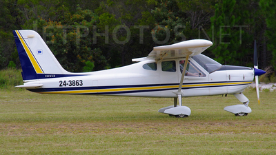 24-3863 - Tecnam P92 Echo Super - Private