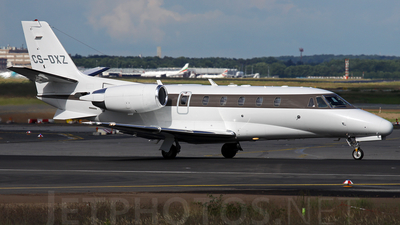 CS-DXZ - Cessna 560XL Citation XLS - NetJets Europe