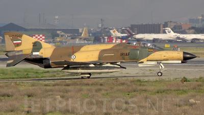 3-6555 - McDonnell Douglas F-4E Phantom II - Iran - Air Force