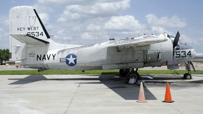 N5244B - Grumman S-2B Tracker - Private