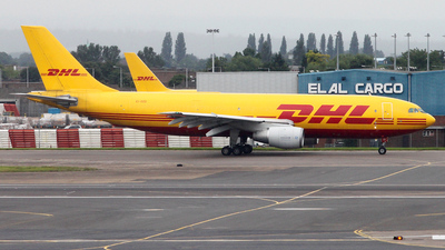 EI-OZD - Airbus A300B4-203(F) - DHL (Air Contractors)