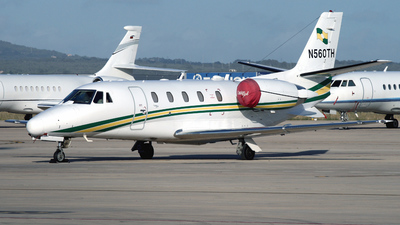 N560TH - Cessna 560XL Citation Excel - Private