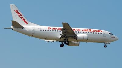 G-CGET - Boeing 737-33A - Jet2.com