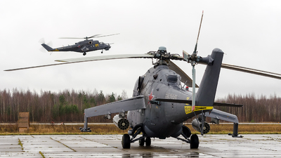 26 - Mil Mi-24P Hind F - Russia - Air Force