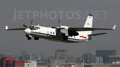 10051 - Xian Y-7-100C - China - Air Force
