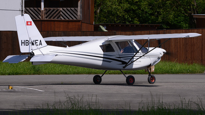HB-WEA - Lightwing AC4 - Lightwing AG