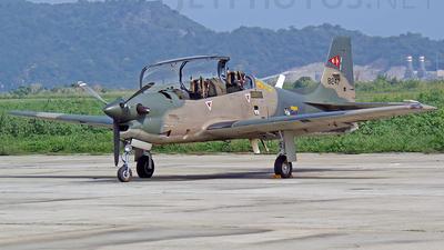 8247 - Embraer AT-27 Tucano - Venezuela - Air Force