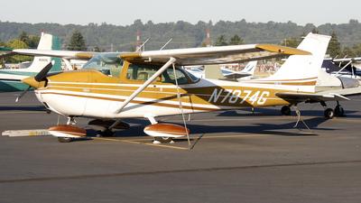 N7874G - Cessna 172L Skyhawk - Private