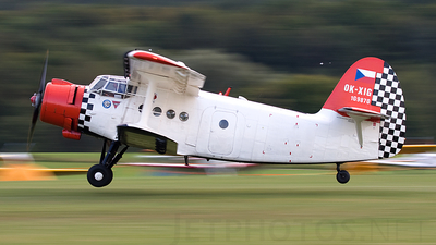 OK-XIG - PZL-Mielec An-2 - Heritage of Flying Legends