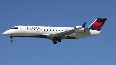 N408SW - Bombardier CRJ-100LR - Delta Connection (SkyWest Airlines)