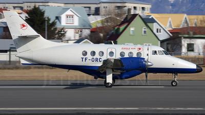 TF-ORC - British Aerospace Jetstream 31 - Eagle Air