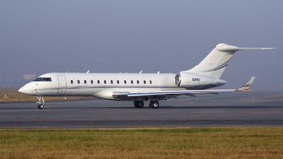 N34U - Bombardier BD-700-1A10 Global Express - Private