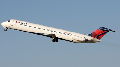 N781NC - McDonnell Douglas DC-9-51 - Delta Air Lines