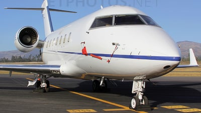 A picture of N34FS - Bombardier CL604 Challenger - [5307] - © Orlando Suarez