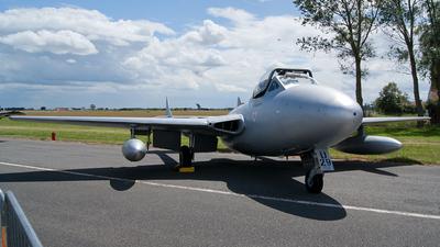 F-AZGU - De Havilland Vampire T.55 - Private