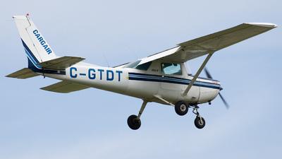 C-GTDT - Cessna 152 - Cargair