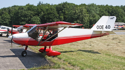 OO-E40 - Rans S-6 Coyote II - Private