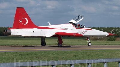 71-3051 - Canadair NF-5A Freedom Fighter - Turkey - Air Force