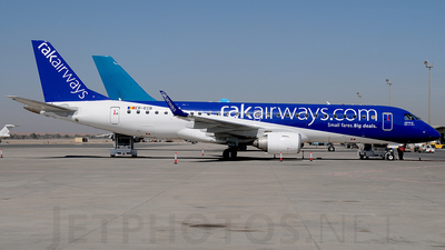 ER-ECB - Embraer 190-100LR - Rak Airways (Air Moldova)