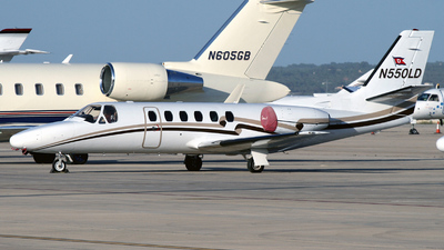 N550LD - Cessna 550 Citation II - Private