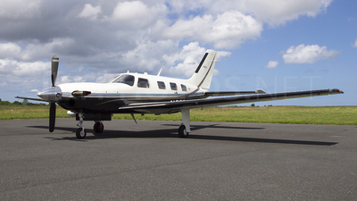 N338DB - Piper PA-46-500TP Meridian - Private