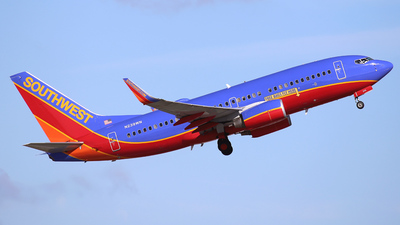 N239WN - Boeing 737-7H4 - Southwest Airlines