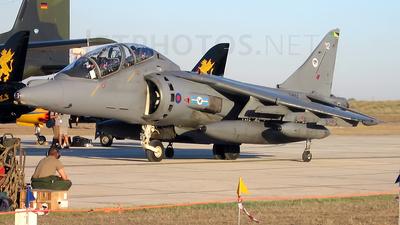 ZH664 - British Aerospace Harrier T.10 - United Kingdom - Royal Air Force (RAF)