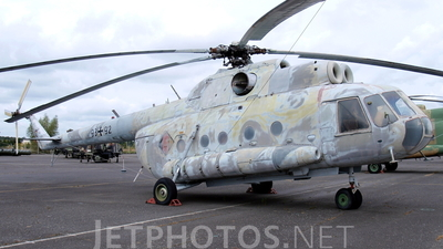 93-92 - Mil Mi-9 Hip G - Germany - Air Force