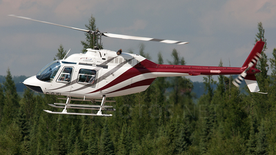 C-GJEL - Bell 206B JetRanger - Private