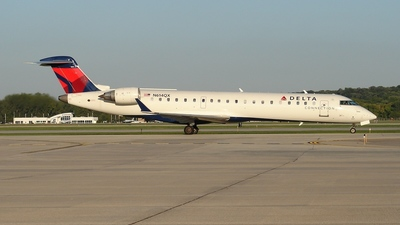 N614QX - Bombardier CRJ-701ER - Delta Connection (Atlantic Southeast Airlines)