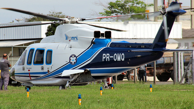 PR-OMQ - Sikorsky S-76 - Omni Táxi Aéreo