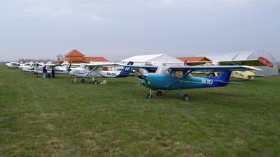 LHGR - Airport - Ramp