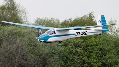 OO-ZKB - Schleicher K-8B - Private