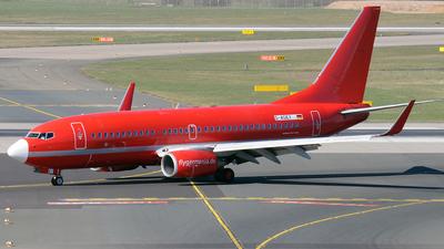 D-AGEY - Boeing 737-7L9 - Germania