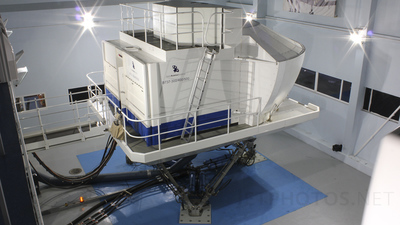 Simulator - Boeing 737-500 - Baltic Aviation Academy