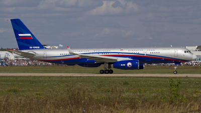 RA-64519 - Tupolev Tu-214ON - Russia - Air Force