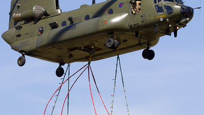 ZH903 - Boeing Chinook HC.3 - United Kingdom - Royal Air Force (RAF)