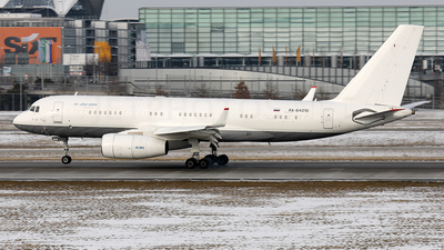 RA-64010 - Tupolev Tu-204-300A - Business Aero