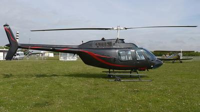 F-GRCE - Bell 206B JetRanger III - Private