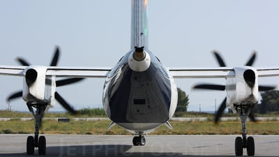 SX-BIT - Bombardier Dash 8-Q402 - Olympic Air