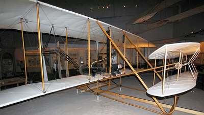 - Wright Model A - Private