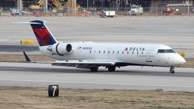 N880AS - Bombardier CRJ-200ER - Delta Connection (Atlantic Southeast Airlines)