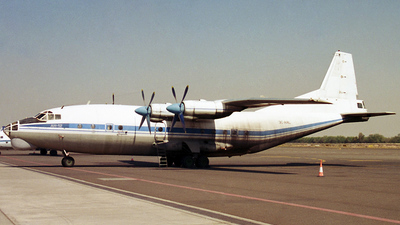 3C-AAL - Antonov An-12BK - Private