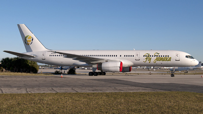 N524AT - Boeing 757-23N - Fly Jamaica Airways (Wings Aviation)